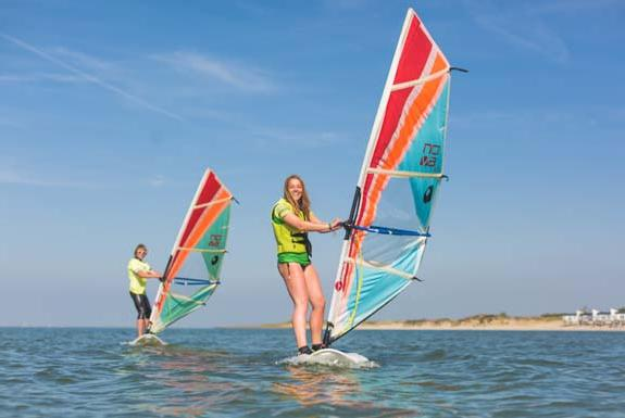 Windsurfen | Roompot Beach Resort